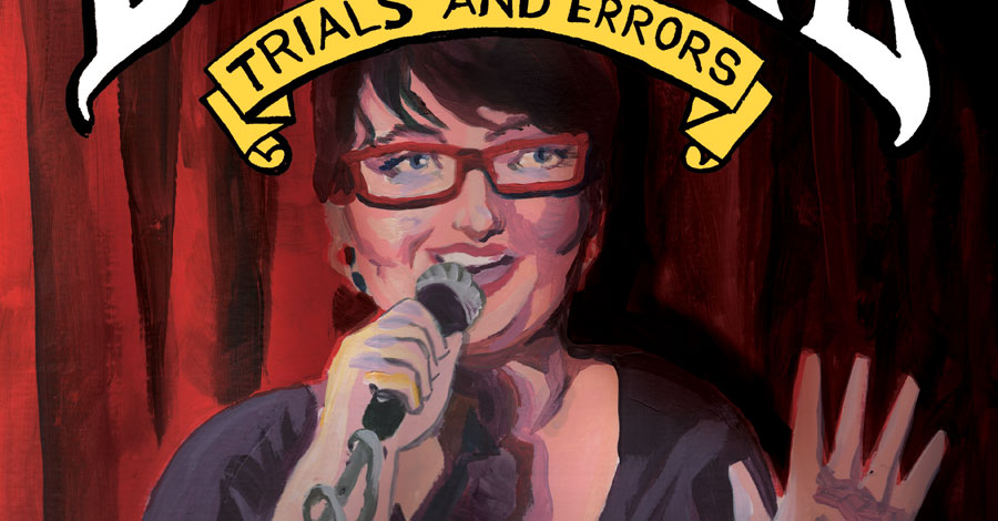 Smash Pages Q&A: Elizabeth Beier on 'Bisexual Trials and Errors'