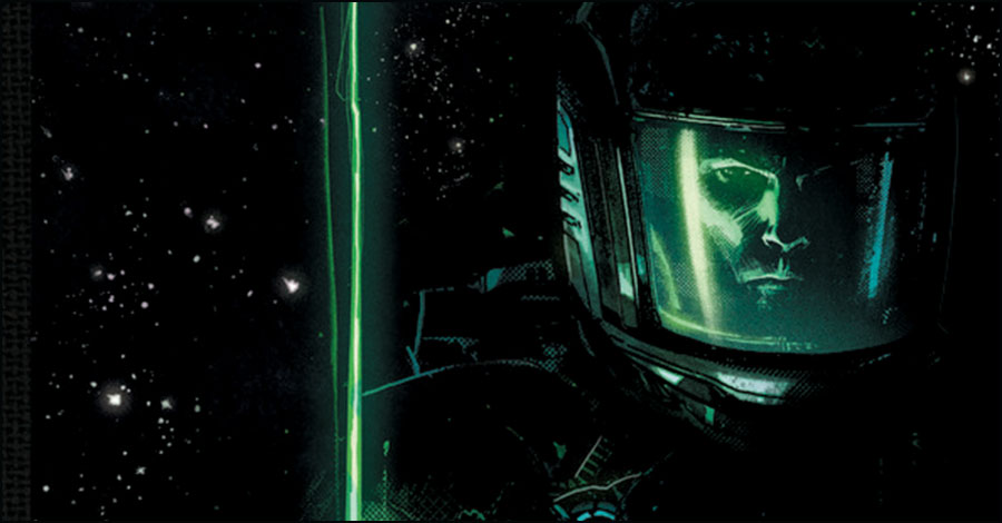 DC  enlists Corinna Bechko, Gabriel Hardman for 'Green Lantern Earth One'