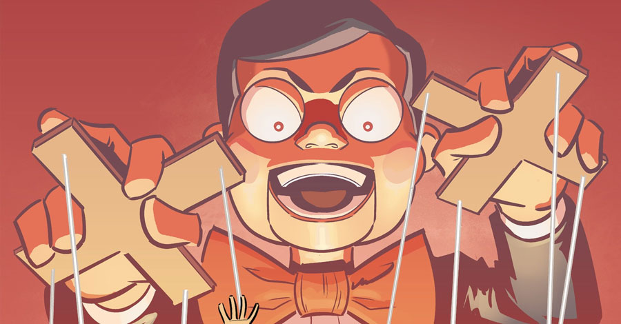 Welcome back to Horrorland: IDW announces 'Goosebumps' comics