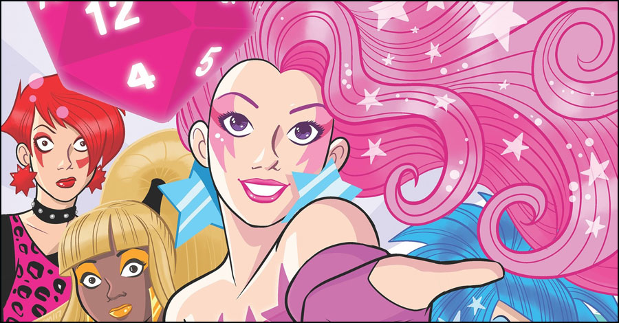 IDW announces 'Jem and the Holograms' anthology series