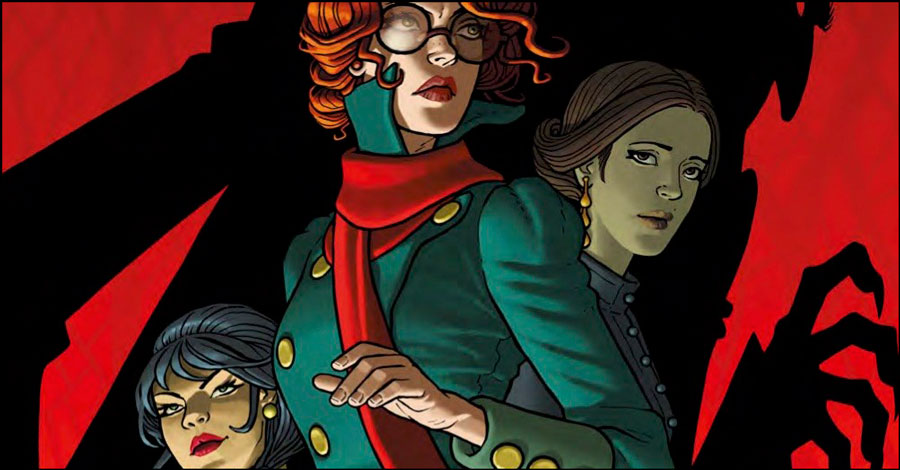Smash Pages Q&A: Kim Newman on 'Anno Dracula 1895: Seven Days in Mayhem'
