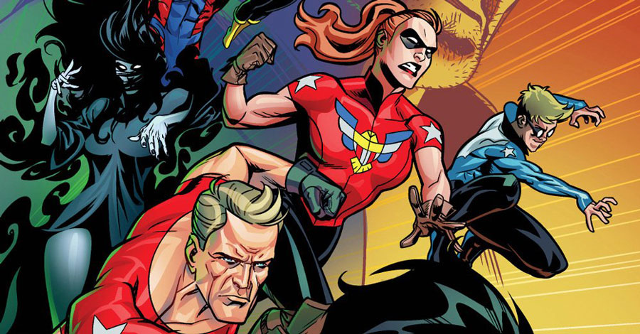 The Mighty Crusaders rise again in December [Preview]