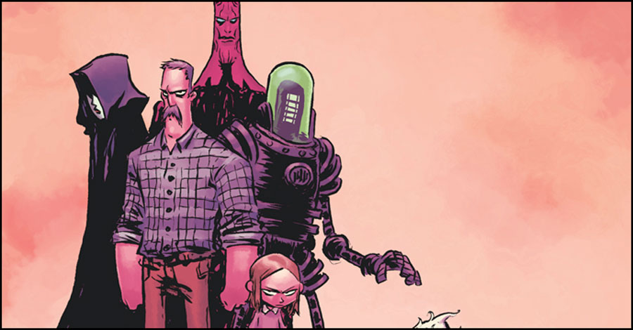 'Black Hammer' returns in 2018