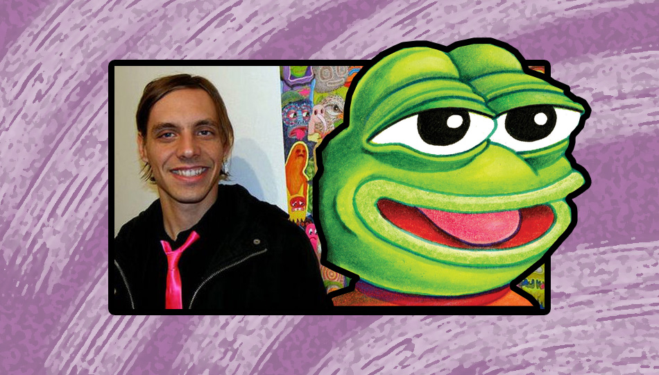 Matt Furie Is Taking Back Pepe The Frogu2014and Heu0027s Not Holding Back. Last  Month, The Creator Of The Cartoon Frog Sent His Lawyers After Eric Hauser,  ...