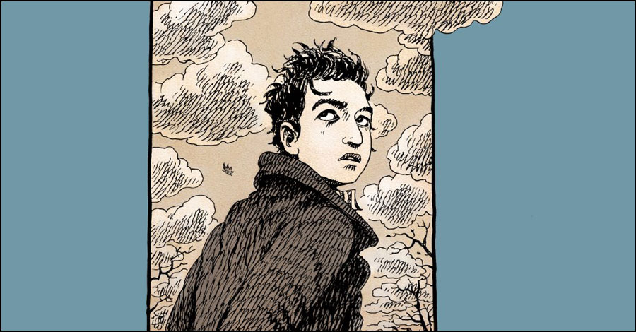 Smash Pages Q&A: Joseph Remnant on 'Cartoon Clouds'