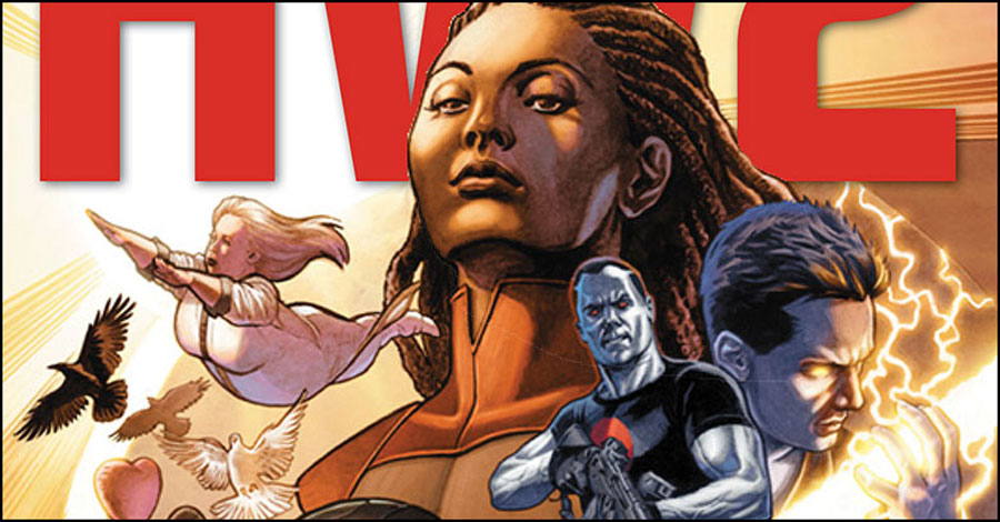 Valiant unleashes 'Harbinger Wars 2' on two fronts next May