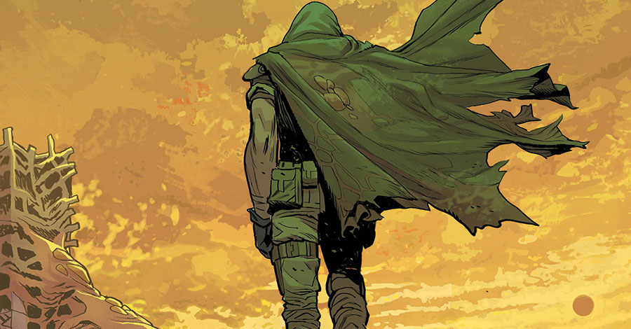 Kirkman + De Felici sing an 'Oblivion Song' in March