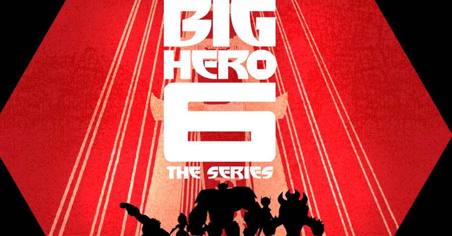 IDW to adapt 'Big Hero 6,' the TV show based on a movie based on a comic, into a comic