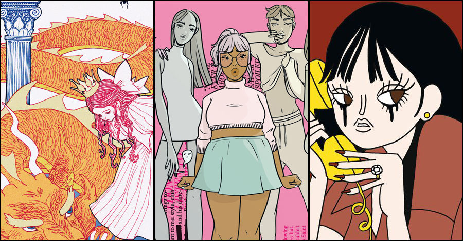 Love, Image Comics Style: Alex de Campi helms 'Twisted Romance' anthology