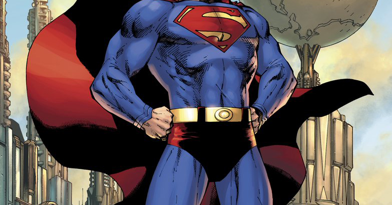 Superman puts his pants back on for 'Action' #1000