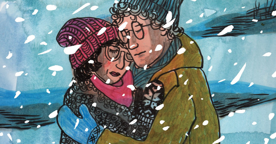 Smash Pages Q&A: Anneli Furmark on 'Red Winter'