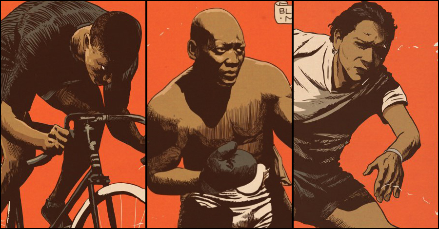 Francesco Francavilla celebrates Black History Month