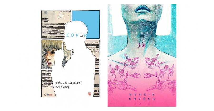 ECCC: Two new Jinxworld titles coming from Bendis, Gaydos, Mack