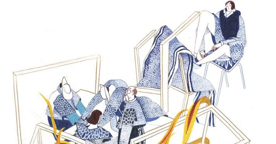 Keren Katz, Michael DeForge win 2018 Cartoonist Studio Prize
