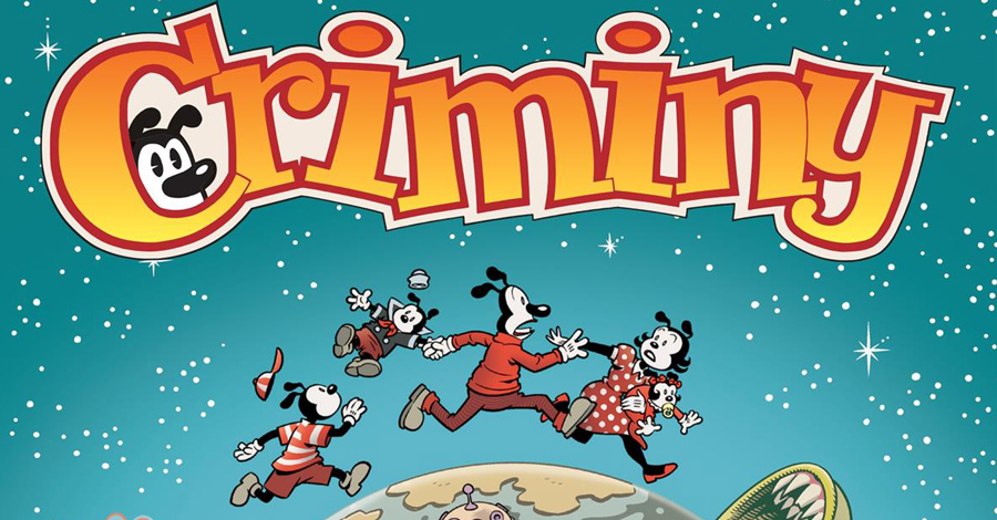 'Criminy' gets a release date + cover