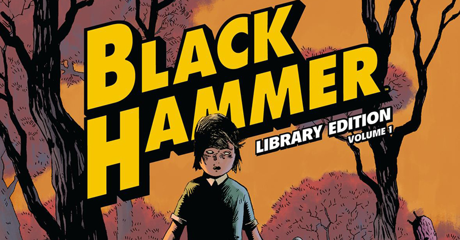 'Black Hammer' Library Edition coming this fall