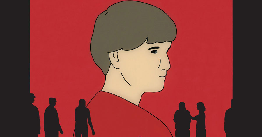 For the first time, a graphic novel makes the longlist for the Man Booker Prize