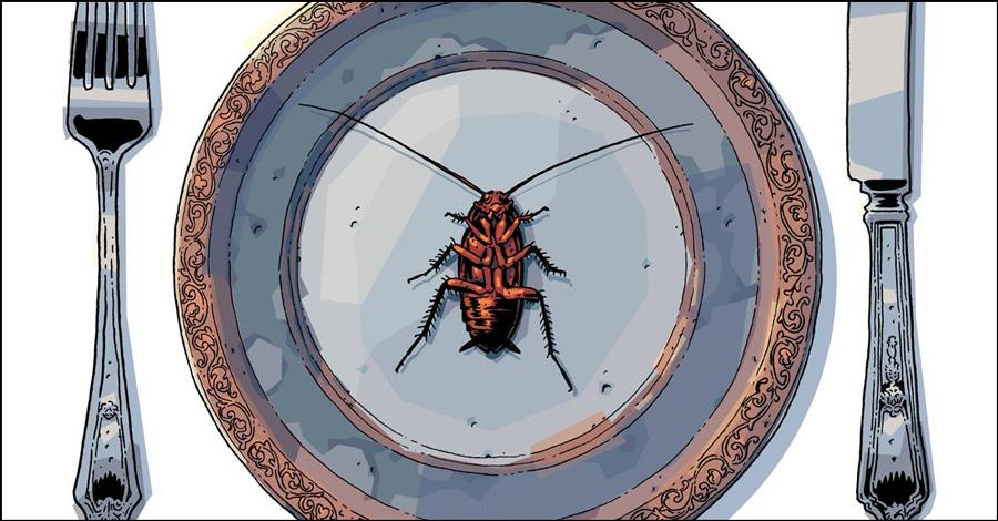 Eat a bug: 'Umbrella Academy' returns in October