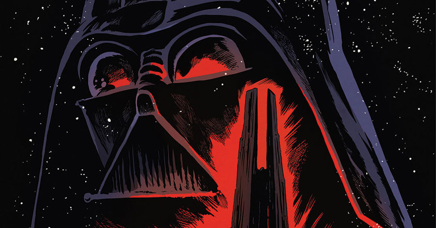 'Star Wars Adventures' get creepy with 'Tales from Vader's Castle'