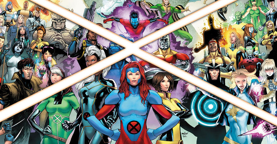'Uncanny X-Men' returns with weekly event 'Disassembled'