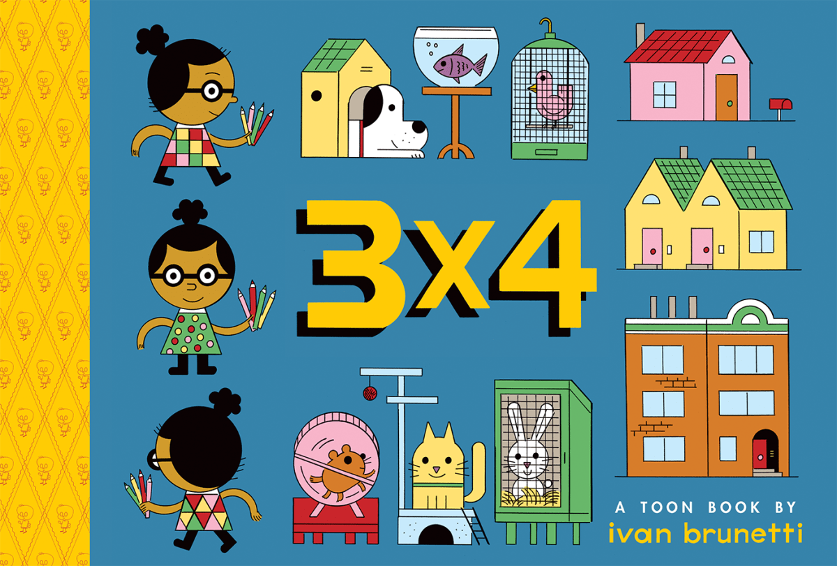Smash Pages Q&A: Ivan Brunetti's '3×4'