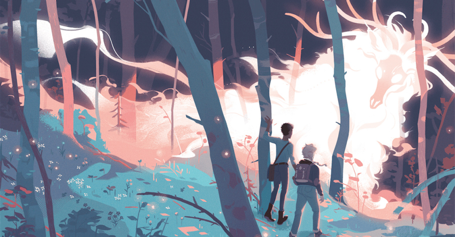 Smash Pages Q&A: Joamette Gil on 'Heartwood' and more