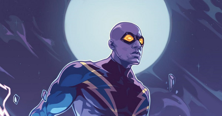 Ridley's 'The Other History of the DC Universe' starts with Black Lightning