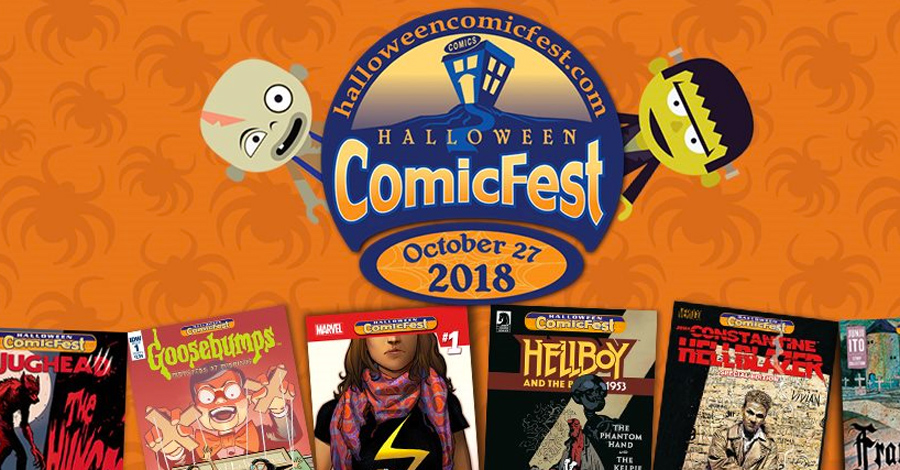 Comics Lowdown: Halloween edition