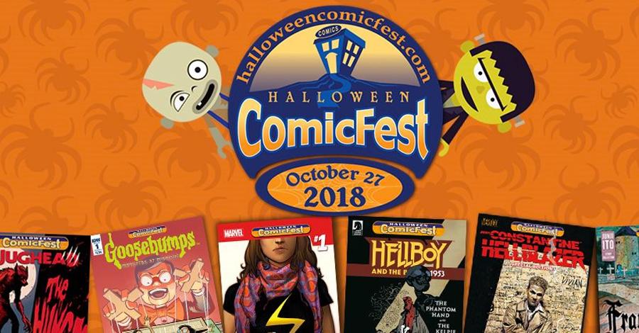 Comics Lowdown: Halloween edition
