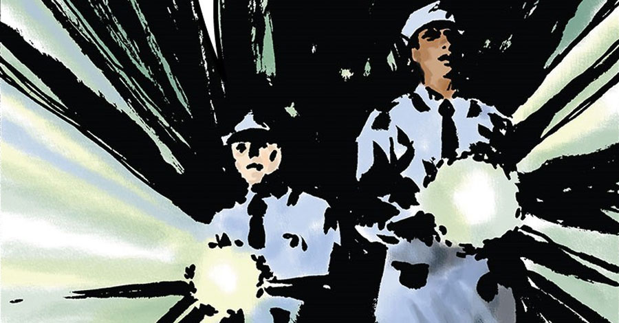'Finality' by Ellis, Doran debuts on Line Webtoon