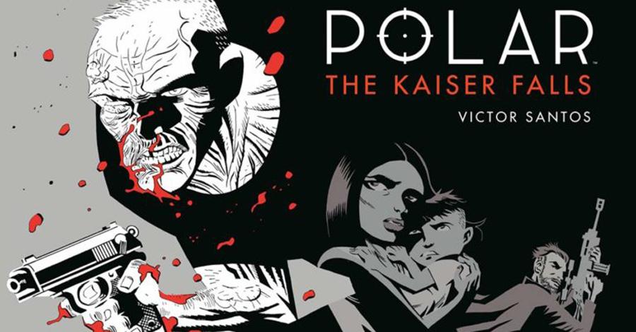 Dark Horse to publish final volume of Victor Santos' 'Polar' next year