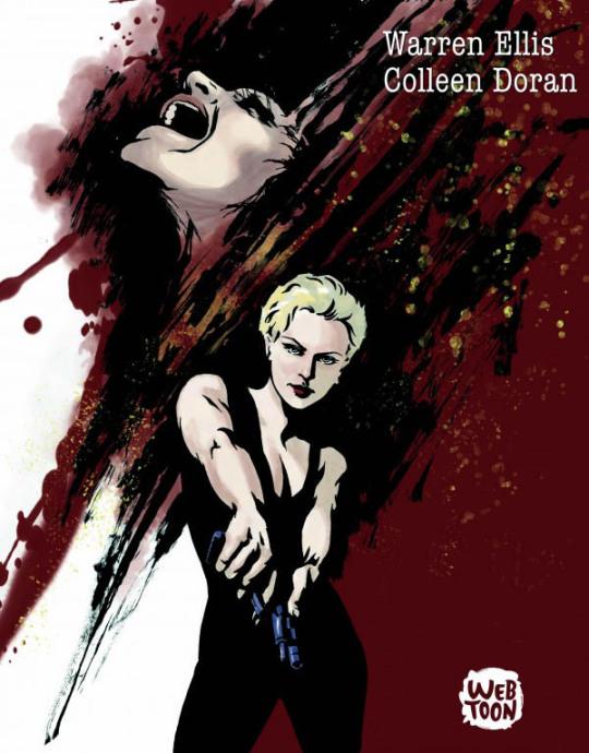 Finality' by Ellis, Doran debuts on Line Webtoon – SMASH PAGES