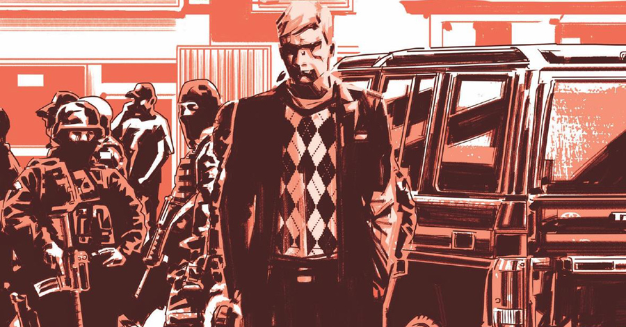 Detective Wyrd is on the case at Dark Horse
