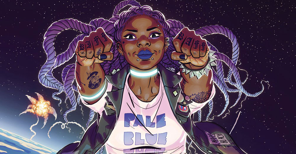 Smash Pages Q&A: Amanda Lafrenais on 'FTL, Y'ALL' and more