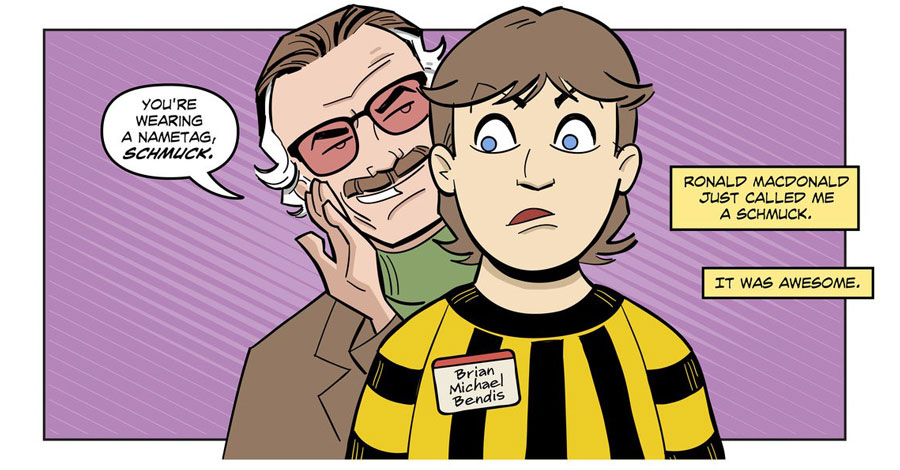 Comics Lowdown: Remembering Stan 'The Man' Lee