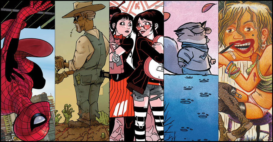 Smash Pages' favorite comics of 2018