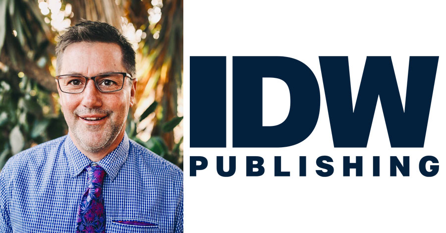Chris Ryall to step down at IDW and start a new publishing venture