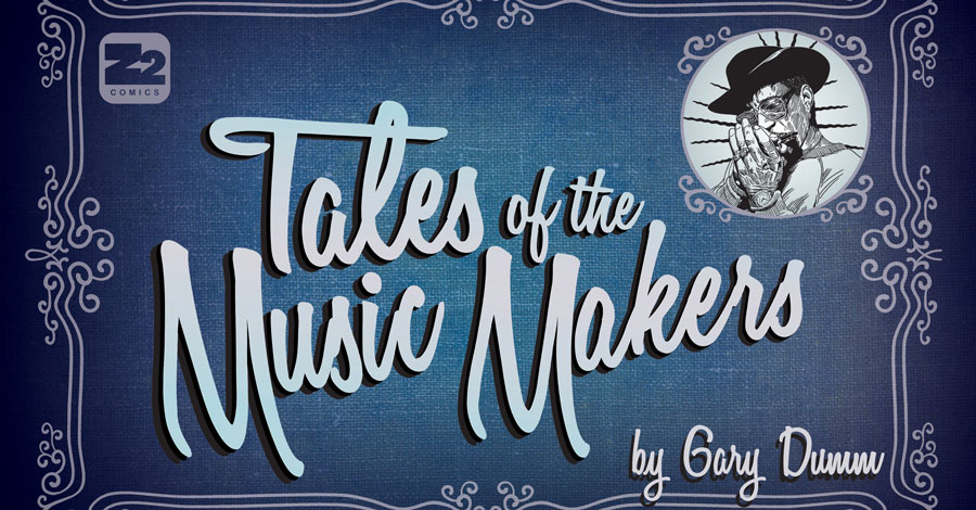 'Tales of the Music Makers' to include two Harvey Pekar stories
