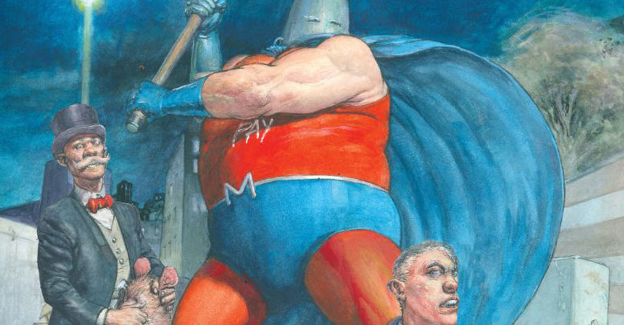 'All Time Comics' moves to Floating World Comics