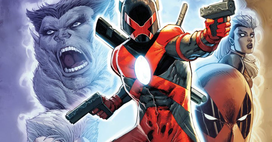 Liefeld, Portacio return to the X-Men with 'Major X'
