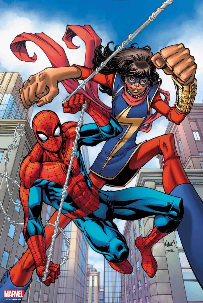 Marvel Team-Up' returns in April – SMASH PAGES
