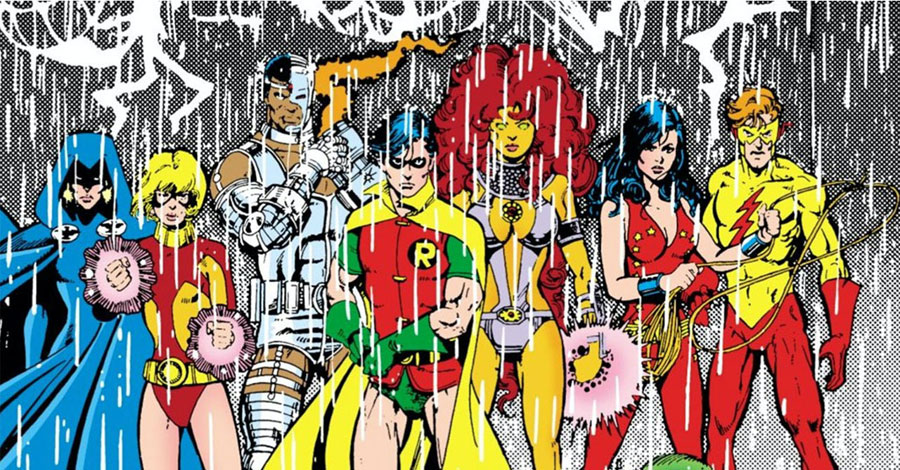 George Perez announces retirement from comics