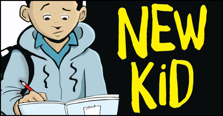 'New Kid' wins the Newbery Medal