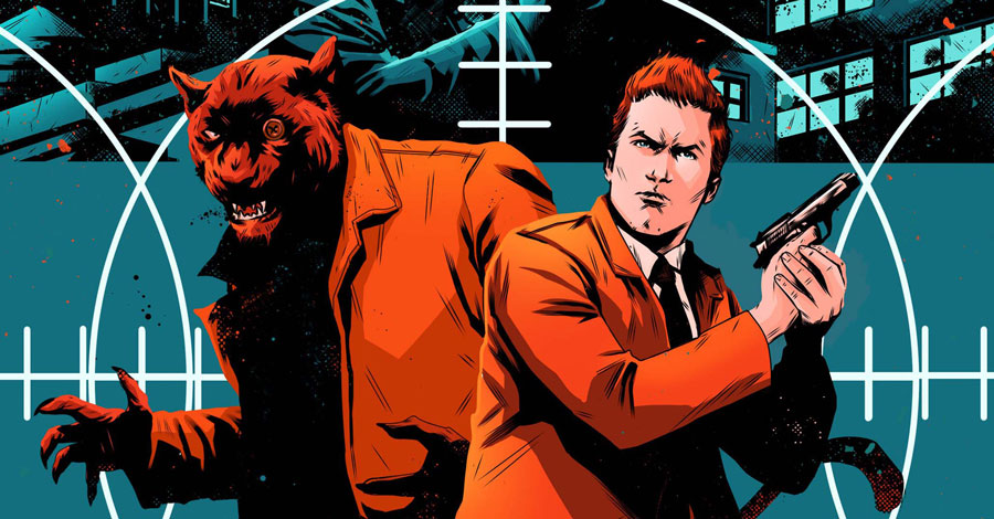 Smash Pages Q&A: David Pepose on the influences behind 'Spencer & Locke'
