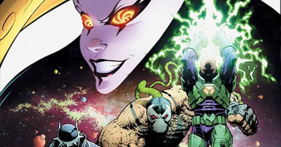 DC announces 'Year of the Villain' 25-cent comic