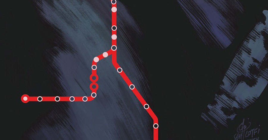 Maybury + Lotfi expose the terror that lives at the 'Last Stop on the Red Line'