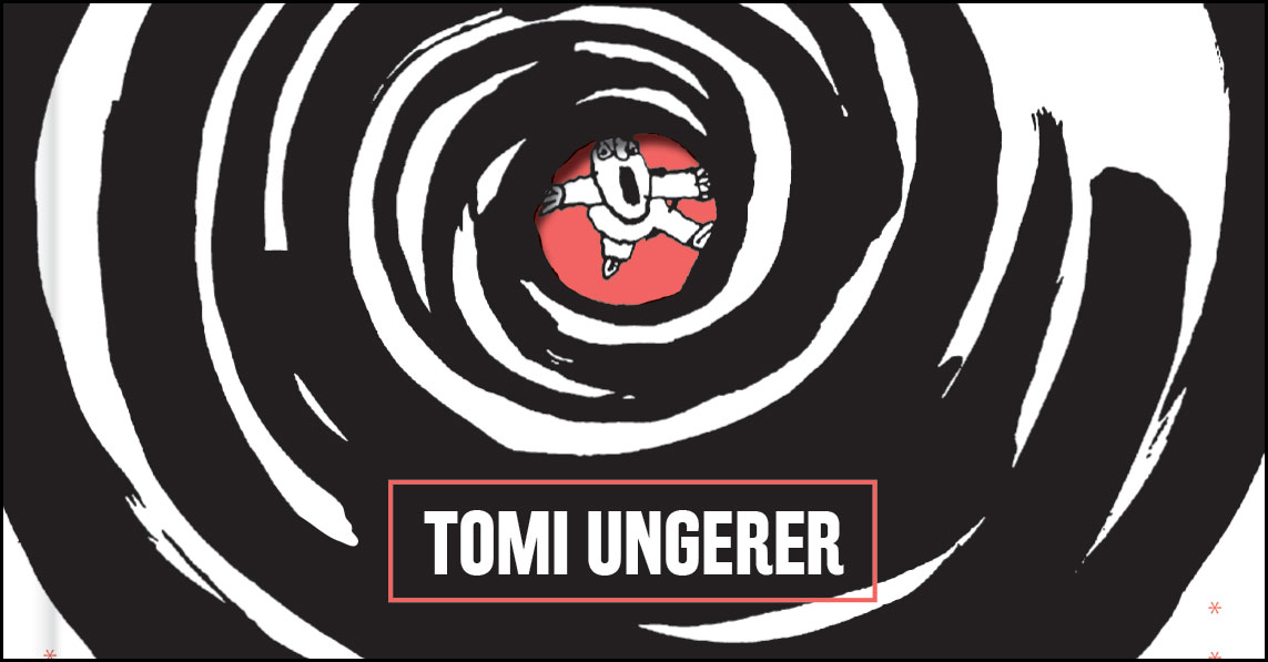 Fantagraphics to publish four Ungerer books starting this fall