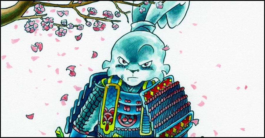 'Usagi Yojimbo' moves to IDW