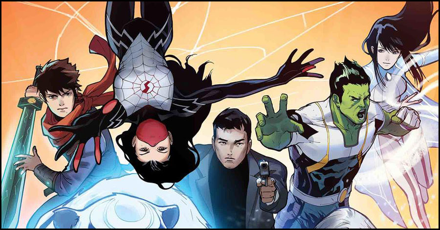 'Agents of Atlas' returns with new creative team, new line-up