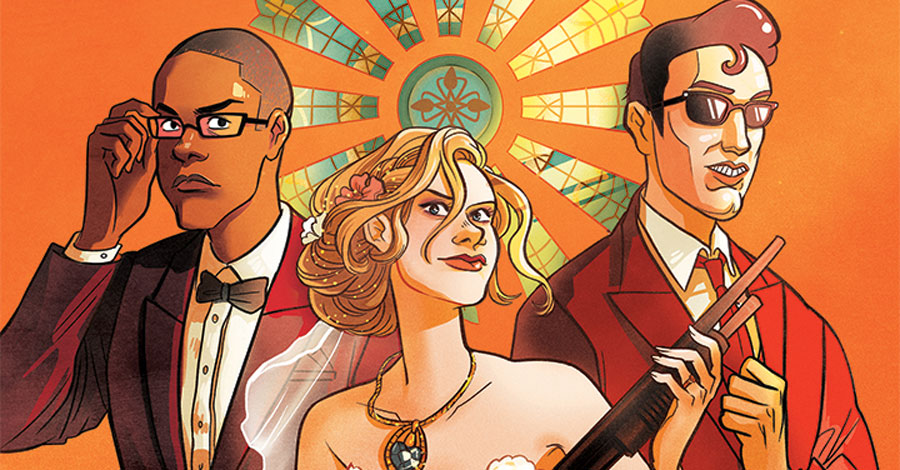 Smash Pages Q&A: David Pepose on 'Going to the Chapel'